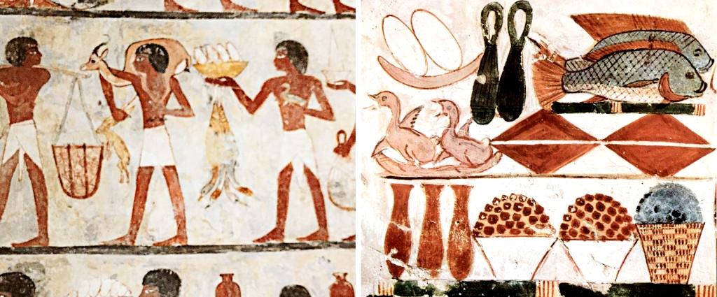 aperitif en egypte ancienne